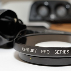 Lentila Century Optics Fisheye sony pwm ex1, ex1r, ex3 etc - Lentile conversie foto-video