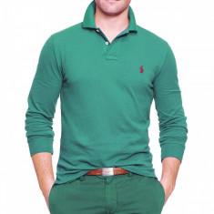 Bluza barbati - Bluza barbateasca Ralph Lauren Polo Verde
