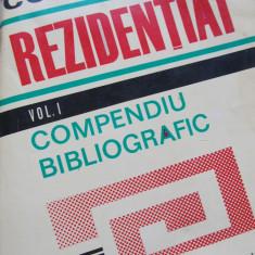 Concurs rezidentiat - Compendiu bibliografic (vol.1)