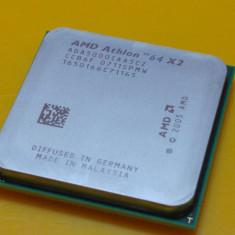 Procesor Dual Core AMD Athlon 64 X2 5000, 2, 60Ghz, Socket AM2, Rev F3 - Procesor PC AMD, Numar nuclee: 2, 2.5-3.0 GHz