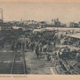 Carte Postala, Constanta, Necirculata, Printata - CONSTANTA, INCARCAREA MARFURILOR, NECIRCULATA