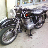 Motocicleta Mz - MZ 250 SE 1962 Complet Restaurat