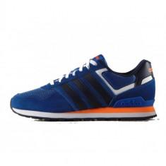 ADIDAS NEO 10K COD F99294 - Adidasi barbati, Marime: 44 2/3, Culoare: Albastru, Negru
