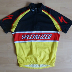 Tricou ciclism Specialized Made in Italy; marime XXS, vezi dimensiuni; ca nou