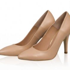 Pantofi dama-model P01N Nude
