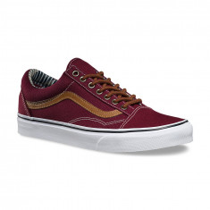 Shoes Vans Old Skool C&L port royale/stripe denim - Tenisi barbati