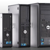 Calculator Dell Pentium Dual Core 3 GHz, 1 GB DDR2, 80 GB, DVD, Garantie 1 an! - Sisteme desktop fara monitor Dell, Intel Pentium Dual Core, Peste 3000 Mhz, 40-99 GB, LGA775