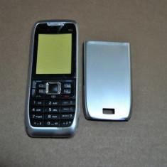 Carcasa noua compatibila Nokia E51 tastatura inclusa