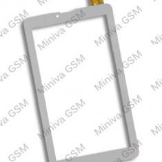 Touchscreen Geam Sticla Evolio Evotab 3G alb