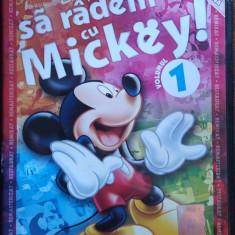 Sa radem cu Mickey Mouse, colectie originala de 3 DVD -uri dublate in romana - Film animatie disney pictures