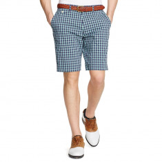Pantaloni scurti Ralph Lauren LINKS-FIT PLAID masura 32 - Bermude barbati Ralph Lauren, Culoare: Din imagine