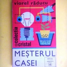 MESTERUL CASEI Viorel Raducu - Carte Hobby Amenajari interioare