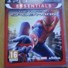 Jocuri PS3 Activision, Actiune, 16+, Single player - JOC PS3 THE AMAZING SPIDER-MAN ESSENTIALS ORIGINAL / by WADDER