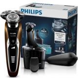 Aparat de barbierit Philips S9511/31, 3 capete, camel - Aparat de Ras