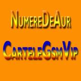 --NumereDeAur--0.723.723.952--Cartela Vodafone Sim MicroSim Zero Credit--