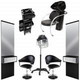 Dotare mobilier si aparatura salon coafor City