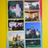 HOPCT 22468 BRAN -CASTELUL VOIEVODULUI VLAD TEPES -JUD BRASOV -NECIRCULATA - Carte Postala Transilvania dupa 1918, Printata