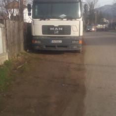 Vand camion MAN F-2000 + remorca!