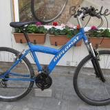 Mountain Bike, 17 inch, 26 inch, Numar viteze: 18 - Bicicleta MTB Diplomat, import Germania