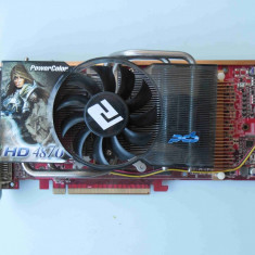 Placa Video PowerColor HD4870 1GB DDR5 256biti PCI Express - DEFECTA - Placa video PC Powercool, Ati