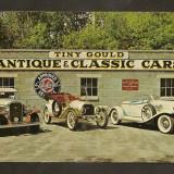 Automobile, Clasice - Carte postala tematica, Necirculata, Printata