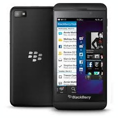 Blackberry Z10 - Telefon mobil Blackberry Z10, Negru, Neblocat