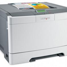 Imprimanta Laser Color LEXMARK C540N/C543N, Retea, USB, 20/21ppm