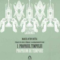 Carte Arta muzicala - Te Deum Laudamus. Culegere de cântece religioase cu acompaniament de orgă
