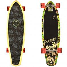 "Skateboard - Longboard Kryptonics Tropical Borders 32""/81cm"