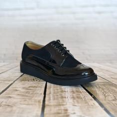 Pantofi barbati - Pantofi Oxford Lasley