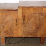 Mobilier - Comoda din lemn masiv, cu 2 usi; Dulap; Servanta; Bufet