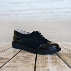 Pantofi barbati - Pantofi Oxford Mabel