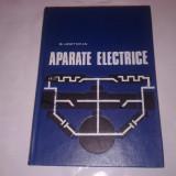 G.HORTOPAN - APARATE ELECTRICE ~ teorie, proiectare, incercari ~ - Carti Energetica