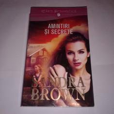 SANDRA BROWN - AMINTIRI SI SECRETE - Roman dragoste