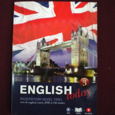 Ghid de conversatie - English Today, vol. 3 - 517800