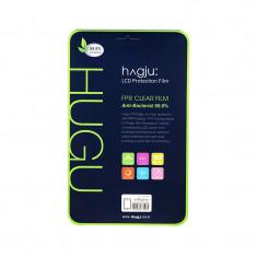 Folie protectie tableta - Folie iPad Mini Hugu Clear Antifingerprint (2 fata)