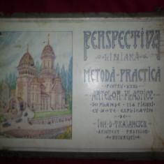 Album Pictura - Ion D. Trajanescu - Perspectiva liniara - 403323