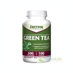 GREEN TEA 500MG 100CPS-Ceai verde -Antioxidanti