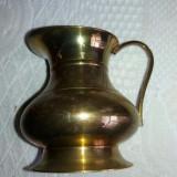 Carafa alama - Metal/Fonta, Vase