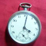 Ceas buzunar Anglia- Foreign ,d=4,3 cm( fara rama), lipsa remontor