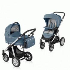 Carucior copii 2 in 1 - Carucior multifunctional 2 in 1 Lupo Comfort Steal Baby Design