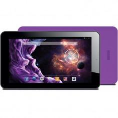 Tableta eSTAR Beauty HD Quad 7 inch Cortex A7 1.2 GHz Quad Core 512MB RAM 8GB flash WiFi Android 5.1 Purple