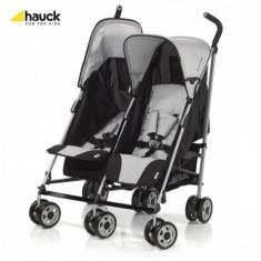 Carucior Gemeni - Carucior Turbo Duo H-Grey Hauck