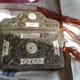 Casetă metalică păstrare Coran