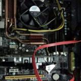 Kit Intel - Procesor Q6600 + Placa de Baza + 4 GB RAM DDR2, Pentru INTEL, Contine procesor