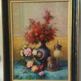 Tablou-Flori, Ulei, Realism