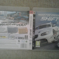 Jocuri PS3, Curse auto-moto, 3+, Single player - Need for Speed Shift - NFS - Joc PS3 ( GameLand )