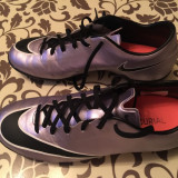 Ghete de sintetic Nike Mercurial
