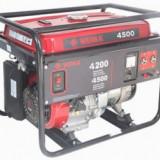 Generator curent - Weima Generator WM-4500, 4.2 kW, benzina, pornire manuala