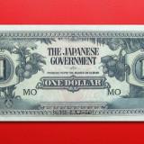 MALAYA - 1 Dollar ND ( 1942 ) - OCUPATIE JAPONEZA - UNC - bancnota asia